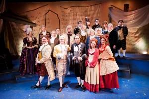 Amadeus cast